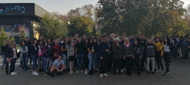 Посета Сајму књига у Београду